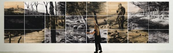 Orit Hofshi | Fine Artist